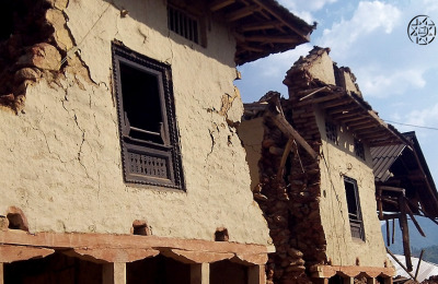 Terremoto Nepal - Baluwa