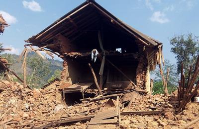 Terremoto Nepal_Baluwa