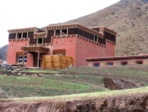 ASIA ha contribuito a dare nuova vita la monastero di Dzongsta