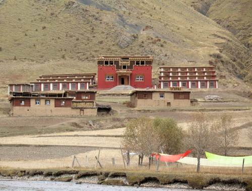 Il monastero oggi.