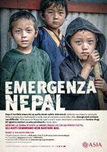 Emergenza Nepal