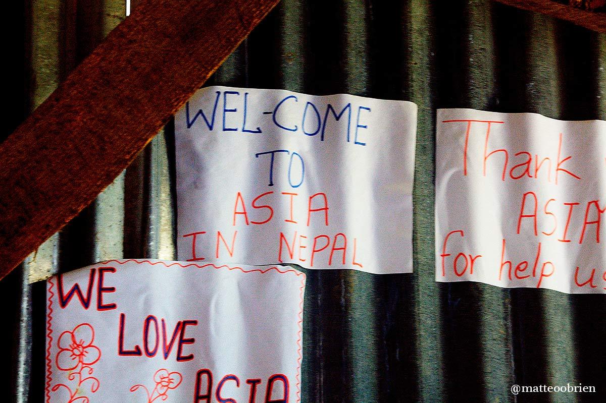 Nepal- Distretto di Rasuwa
